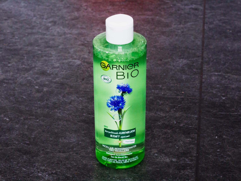 Je huid in alle zachtheid reinigen met het Garnier Micellair Reinigingswater