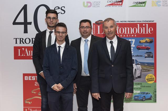 Trophées de l'Automobile Magazine - 2019