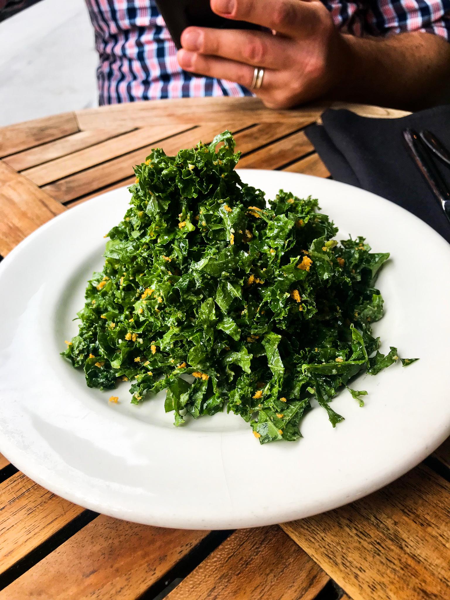 barbuto's kale salad
