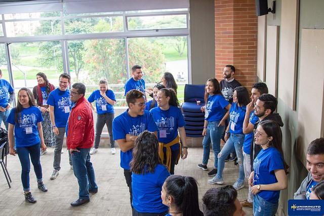Estudiantes y graduados le dijeron sí al Startup Weekend Uniminuto 2019