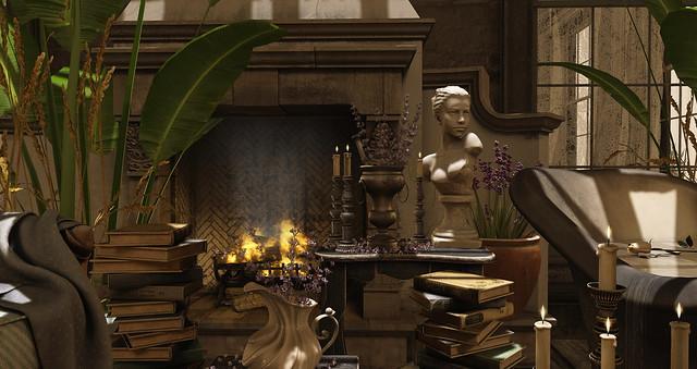 Forgotten Library...