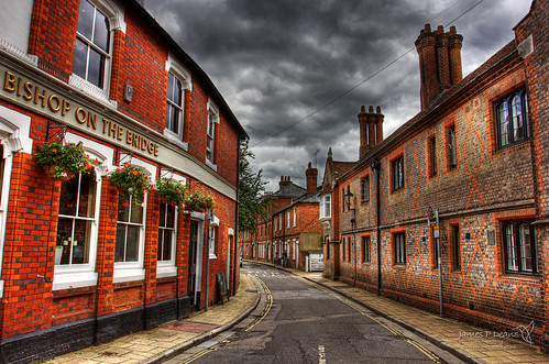 roundthebend forthemanwhohaseverything england gb greatbritain roads landscape eateries pub hdr commerce street jamespdeansphotography britain camera unitedkingdom objects hampshire architecture chimneys winchester europe uk digitaldownloadsforlicence