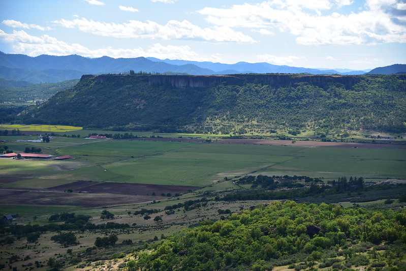 View of Lower Table Rock