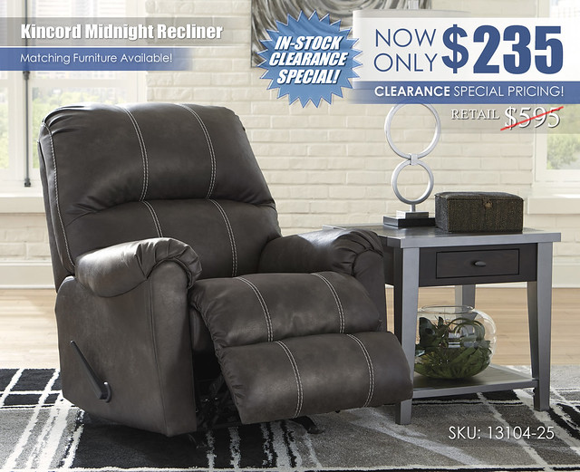 Kincord Midnight Recliner_13104-25-OPEN
