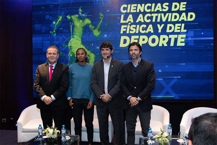 USIL presentó con éxito la nueva carrera de Ciencias de la Actividad Física y del Deporte