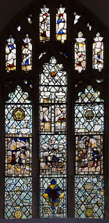 south aisle first window from east