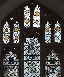 south aisle 5th window from east