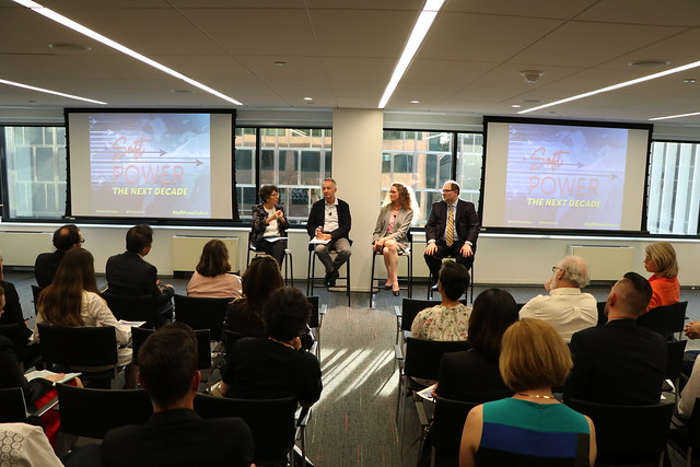 CPD & Pew Research Center on the Future of Soft Power