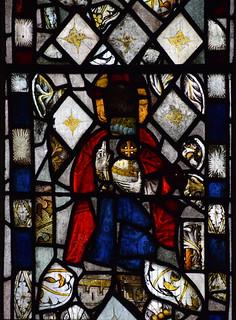 Christ salvatore mundi and fragments (15th Century)