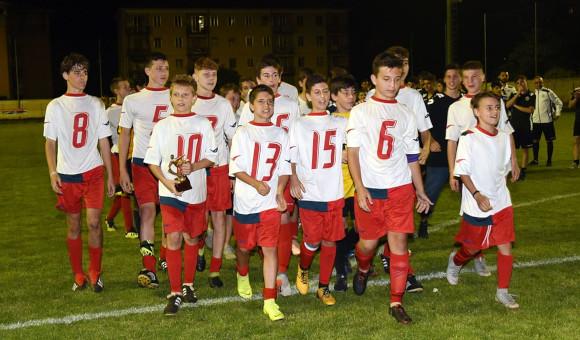 Giovanissimi Regionali, trionfo al torneo Aurelio Mastella!