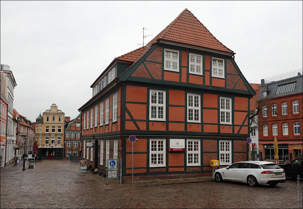 Штаде, Германия