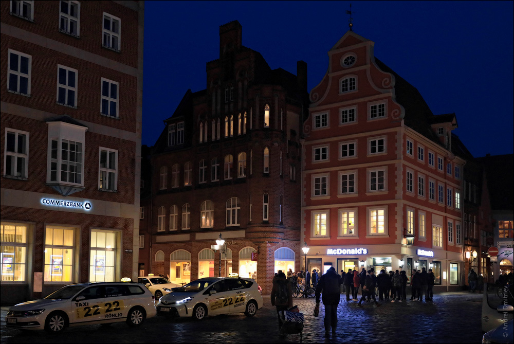 Люнебург, Германия