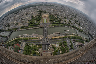 Eiffel Tower View II.