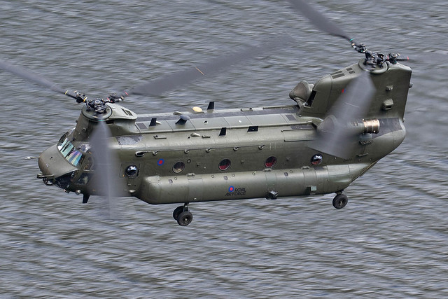 RAF Chinook, LFA17, 16/5/19