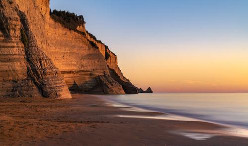 juliamartinphotography corfu sunsetlight logasbeach