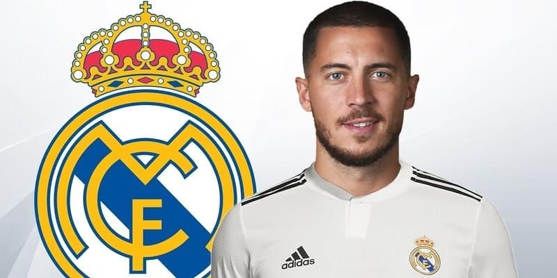 Striker Eden Hazard Diklaim Sudah Lama Putuskan Gabung Real Madrid