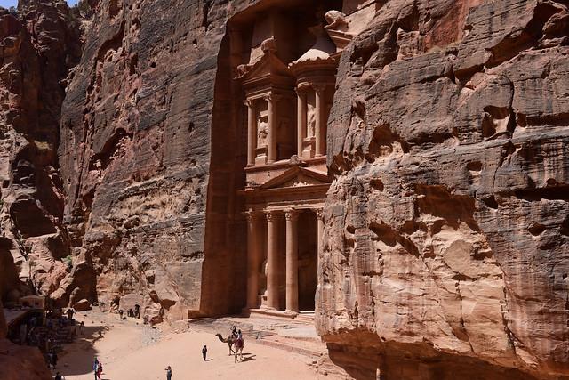 The Treasure, Petra, Jordan, June 2019 433