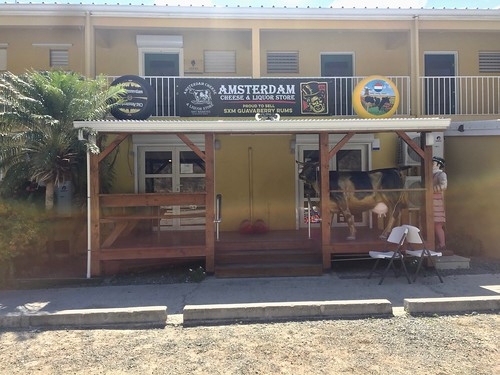 Amsterdam Cheese and Liquor Store, Sint Maarten