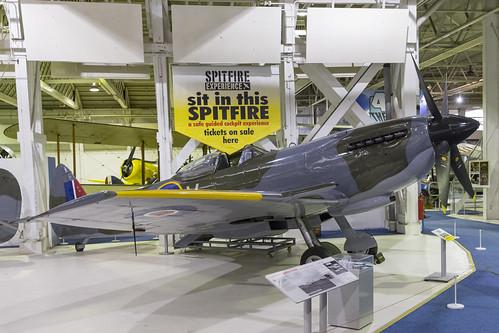 Supermarine Spitfire FR XIV