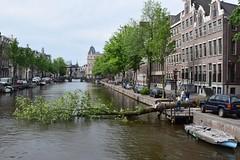 Kloveniersburgwal Amsterdam