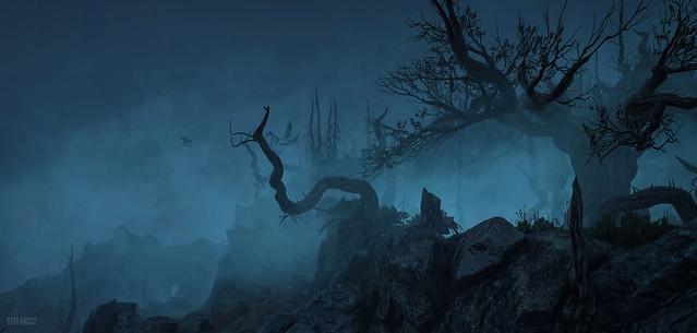 The Witcher 3: Wild Hunt / Eerie