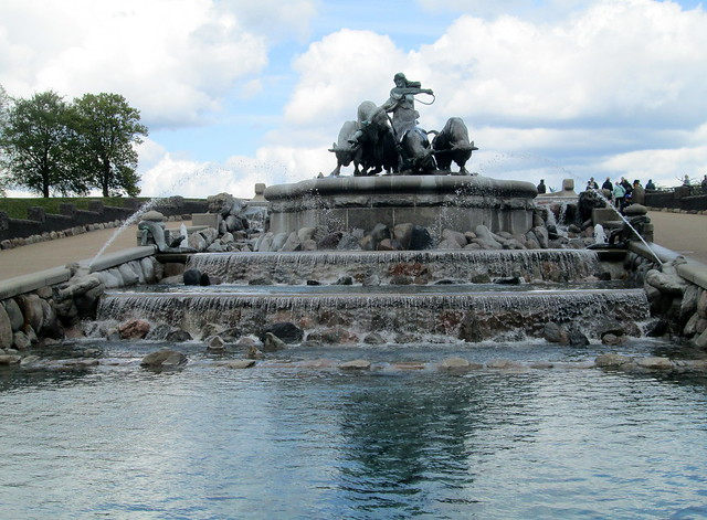 Gefion Fountain, Copenhagen