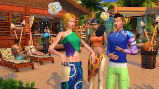 Vazou: The Sims 4 Vida na Ilha - Primeiras Imagens