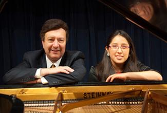 BARON & NAVARRO, PIANOS NISITA CONCERT