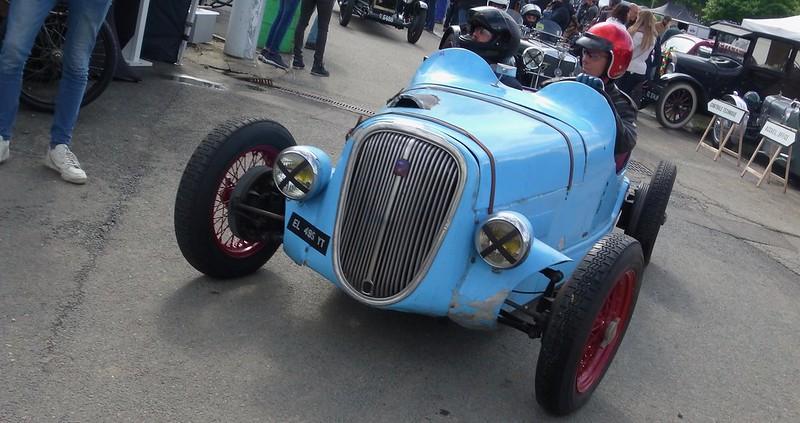 Simca-Deho 1100 Special Moscadelli 1938 -  VRM 2019 48020789891_b1c21168cc_c