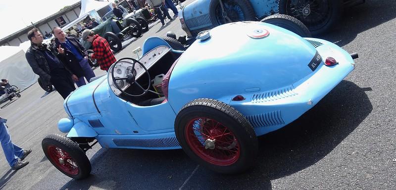 Simca-Deho 1100 Special Moscadelli 1938 -  VRM 2019 48020790346_7e8d042876_c