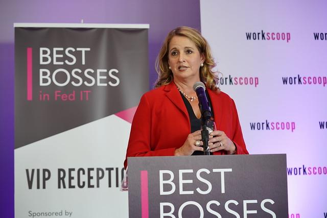 2019 Best Bosses in Fed IT Reception