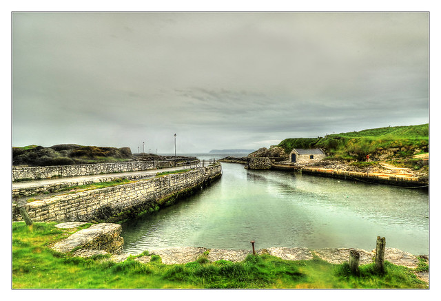 Ballintoy Harbour NIR - Game of Thrones Iron Islands 01