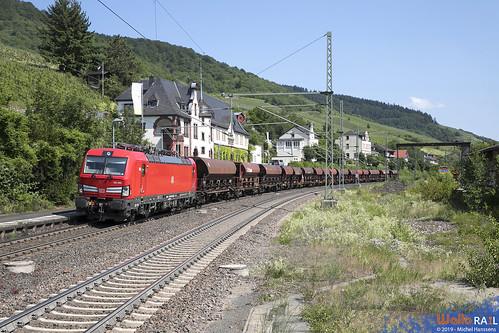 193 303. DB Cargo. 68417 . Lorch (Rhein) . 07.06.19.