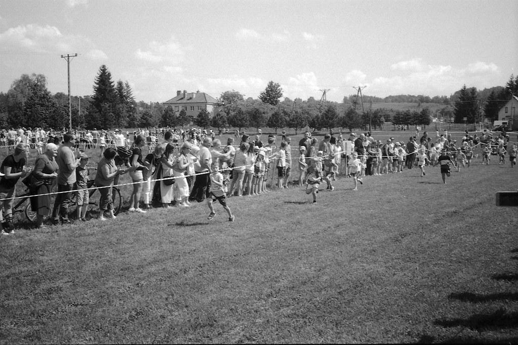 Bieg o Złotą Kózkę / Kids run for Golden Kid