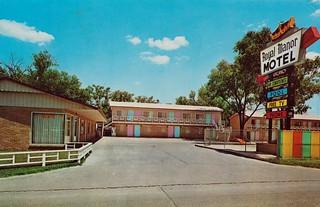 Royal Manor Motel Ottawa,KS