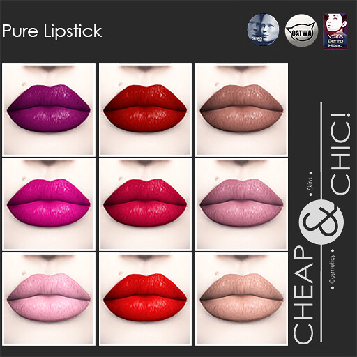 Cheap & Chic! Pure Lipstick