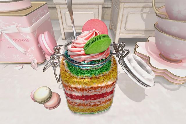 Mason Jar Desserts ChicChica
