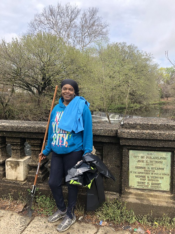 Cobbs Creek Cleanup: 35 Years and Counting!