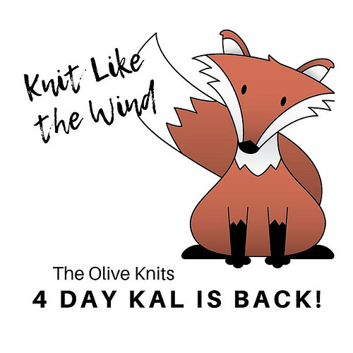 The Olive Knits 4 Day KAL