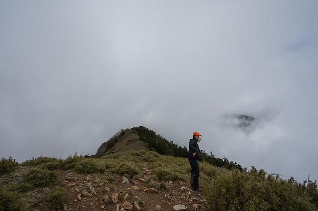 Xueshan 雪山東峰