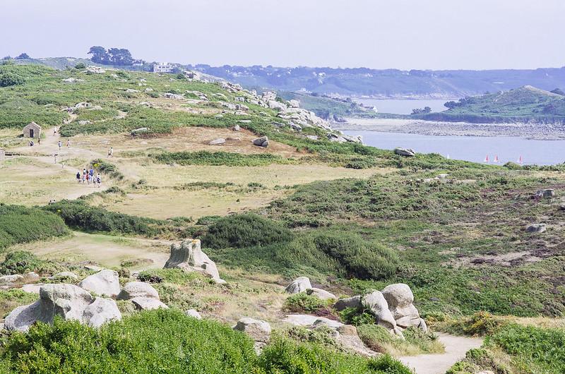 Road trip en Bretagne - Trebeurden et la côte de granit rose