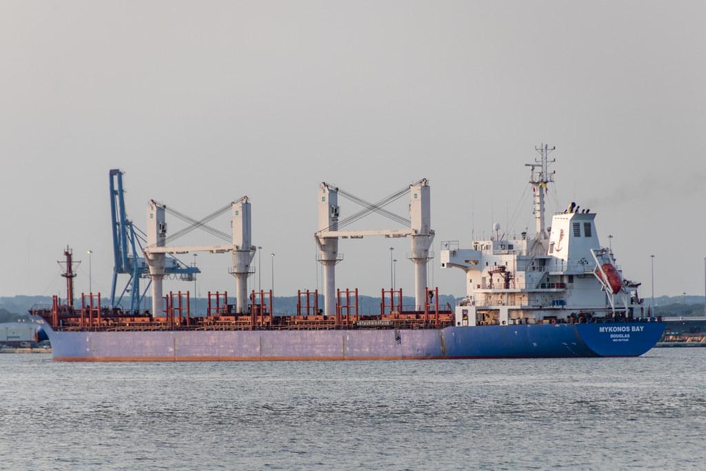 7615-1 Bulker Mykonos Bay