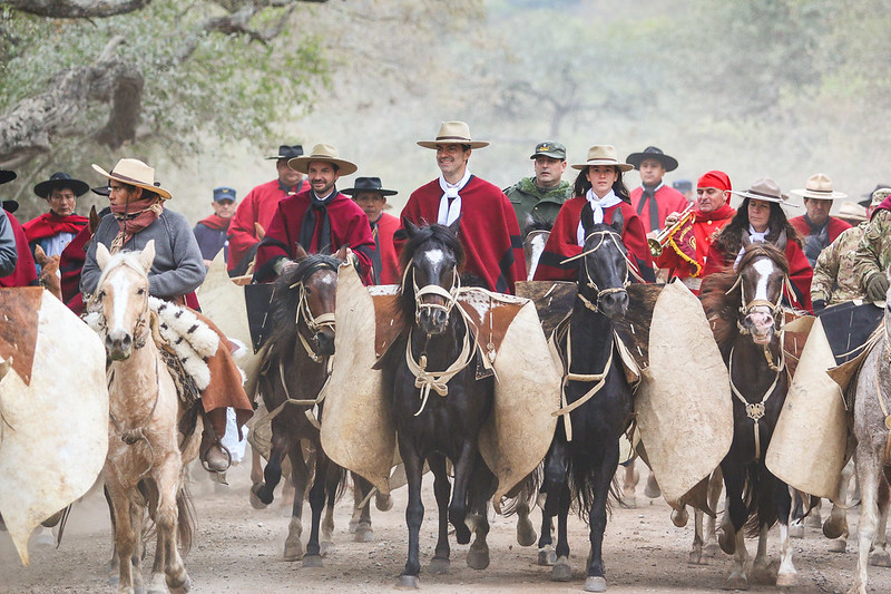 Homenaje a Güemes - Quebrada de la Horqueta