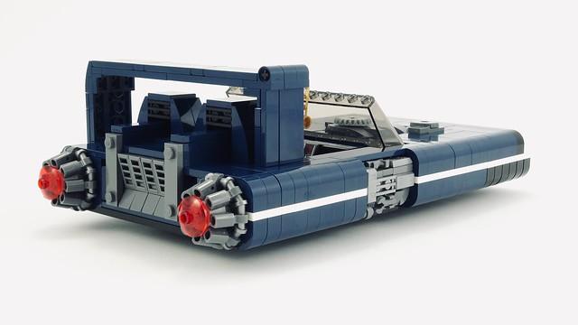 Mobquet M-68 landspeeder LEGO MOC