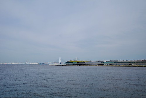 Yokohama bay blue