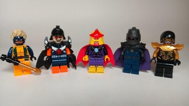 DC figs #13 (GL Villains)