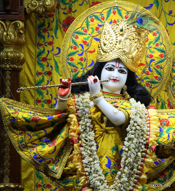 ISKCON Juhu Mangal Deity Darshan on 8th June 2019