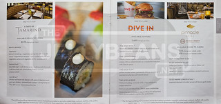 Holland America Nieuw Amsterdam Menu: Room Service | by TheJellyBeans.net