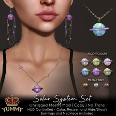 (Yummy) Solar System Set