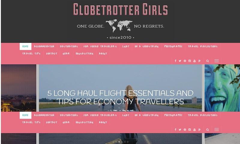 GlobetrotterGirls - One Globe. No Regrets.